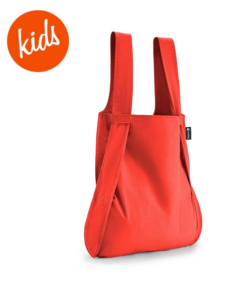 1ff7ef155a8 ... Notabag KIDS Παιδική Τσάντα χειρός / Σακίδιο πλάτης - Κόκκινο. Zoom