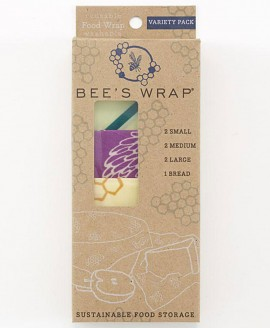 BEE'S WRAP Κερομάντηλα Variety Pack 7 TEM.
