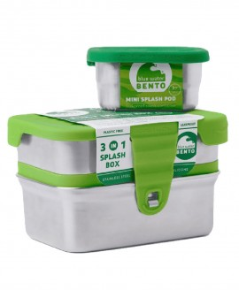 ECOlunchbox 3-in-1 Splash Box